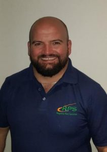 Image of Daniel Farmer Jr, domestic pest control specialist for of Regional Pest Pest Control